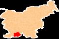 Karte Ilirska Bistrica si.png