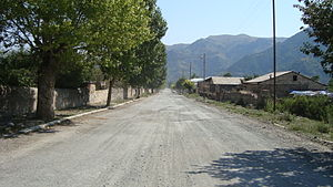 Kalbajar - Image: Karvachar 004