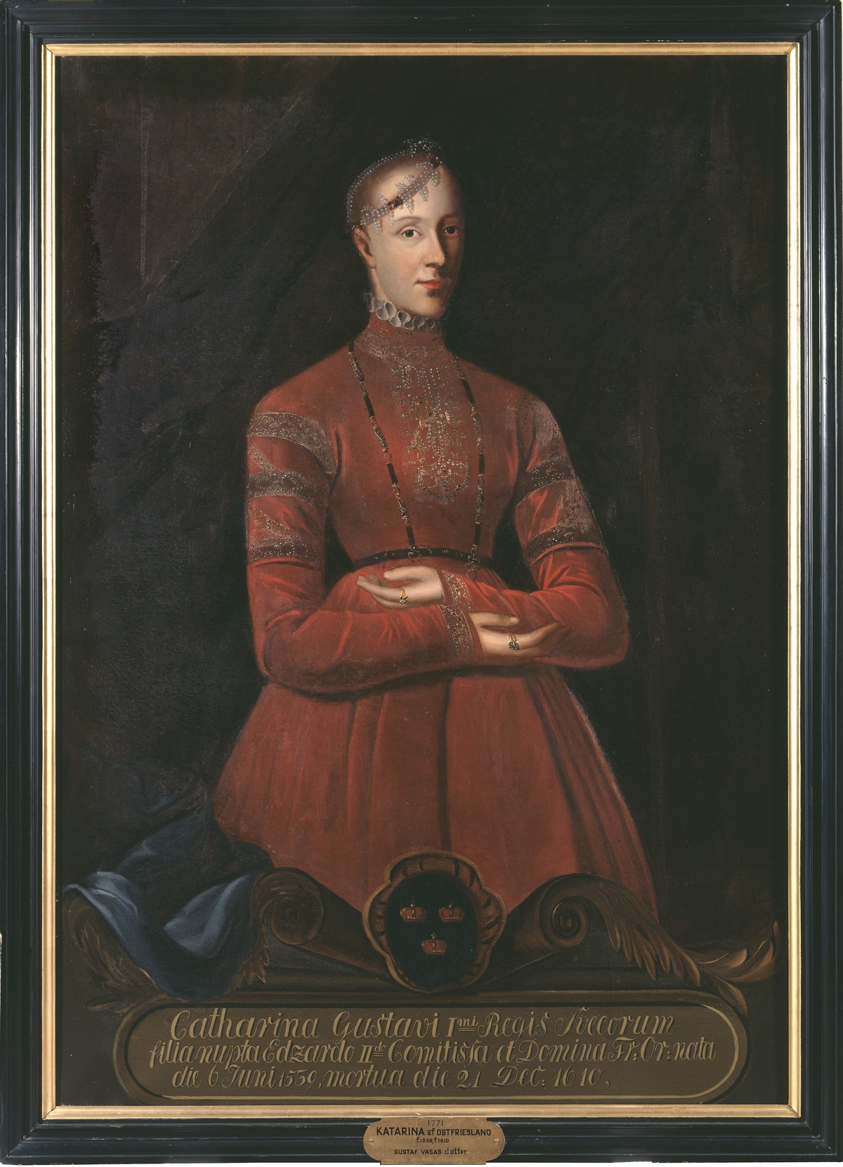 Princess Margaret Pictures >> Catherine Vasa of Sweden - Wikipedia