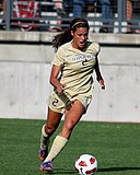 Kate Deines, Washington vs. Seattle U, August 20, 2010.jpg