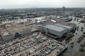 Lakeside Shopping Center - Lakeside in the immediate aftermath Hurricane Katrina