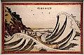 Katsushika Hokusai, honmoku al largo della costa di kanagawa, 1804-07 ca.jpg