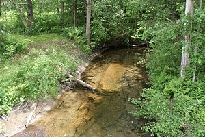 Kayaderosseras - Image: Kayaderosseras Creek at Howe Road