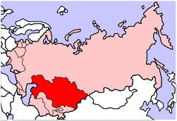 Kazakh SSR map.svg