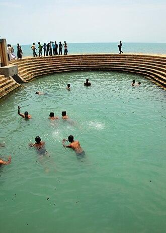 Kankesanthurai - Keerimalai springs, Kankesanthurai