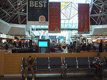 Keflavik airport inside the terminal.JPG