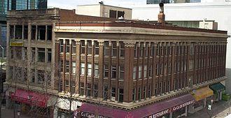 Kelly Ramsey Building - Building in 2009