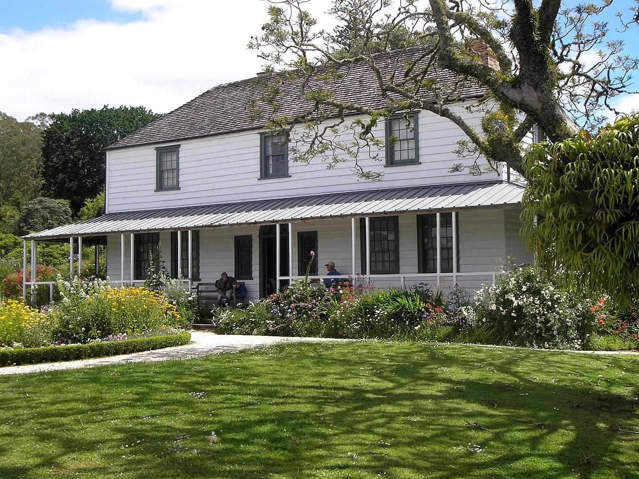 Kerikeri New Zealand  city photos gallery : Kemp House, Kerikeri, New Zealand Wikipedia