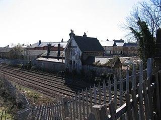 Kibworth railway station Former railway station in Leicestershire, England