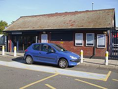 Kidbrooke station building.JPG
