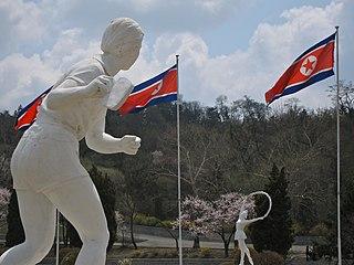 Sport in North Korea