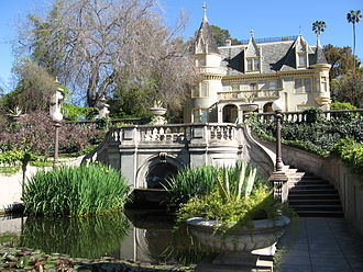 Kimberly Crest - Kimberly Crest house and gardens