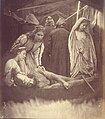 King Arthur wounded lying in the barge, by Julia Margaret Cameron, M197600240012.jpg