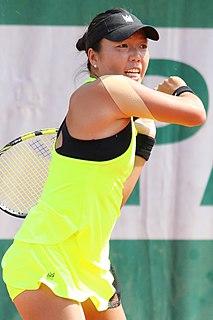 Vania King American tennis player