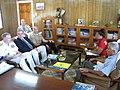 Kiribati President Anote Tong Meets Assistant Secretary Campbell (5879140777).jpg