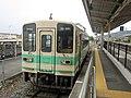 Kishu Railway KR205 at Gobo Station 01.jpg