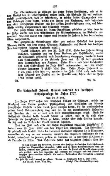 File:Klaus Schwäbisch Gmünd während des spanischen Erbfolgekriegs 1707.djvu