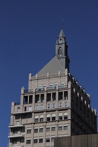 Kodak Tower - Image: Kodak Tower Upper Floors