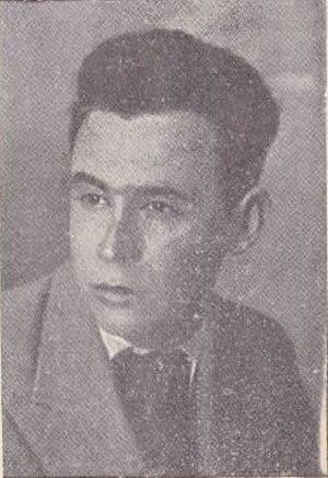 Kole Nedelkovski - A portrait of Kole Nedelkovski.