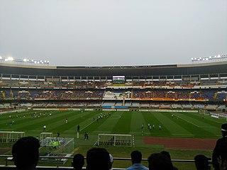 Kolkata Derby association football rivalry