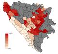 Komsic 2018 Results by Municipality.png