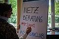 """Konferenz """"Das ist Netzpolitik!"""" Flipchart.jpg"""
