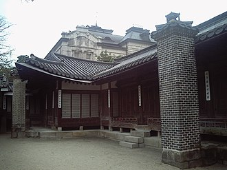 Ondol - Image: Korea Unhyeongung 03