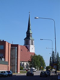 Kemijärvi Church