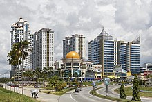 Kota Kinabalu Wikipedia Bahasa Indonesia Ensiklopedia Bebas
