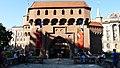 Kraków-Barbakan i Mury Miejskie 9 - panoramio.jpg