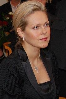 Kristine Opolais Latvian opera singer