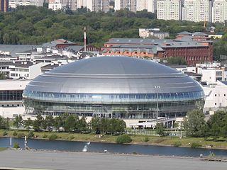 Krylatskoye Sports Palace Indoor sporting arena located in Russia