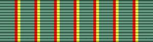 Lucjan Żeligowski - Cross of Military Merits of Central Lithuania