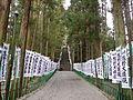 Kumano Kodo Kumano Hongu Taisha World heritage 熊野本宮大社101.JPG