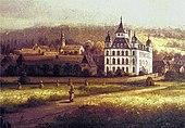 Kurfürstliches Schloss zu Kärlich (Quelle: Wikimedia)