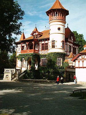 Scheuermann-Schlösschen