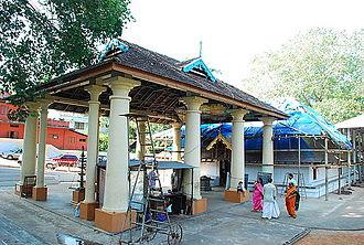 Kuttankulangara Sri Krishna Temple - Image: Kuttankulangara