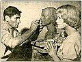 L'actrice Romy Schneider pose pour le sculpteur Marcel Mayer.jpg