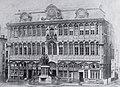 L'ancienne Maison du Roi à la Grande Place de Bruxelles, vers 1873.jpg