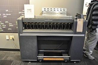 IBM card sorter - IBM 082 Card Sorter