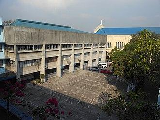 Lourdes School of Quezon City - Image: LSQC Building 1