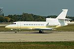 LX-EMO Dassault Falcon 900EX F900 - FYL Flying Group (29652972224).jpg