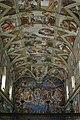 La Cappella Sistina, Musei Vaticani (Roma) - panoramio.jpg