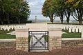 La Chaudiere Military Cemetery -2.JPG