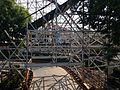La Feria park roller coaster, Mexico City.JPG