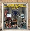 La Ronde des Siècles, boutique de restauration de poupées à Mâcon en fermeture définitive en janvier 2021.jpg