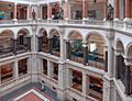 La cour vitrée du musée de la Communication (Berlin) (2738452359).jpg