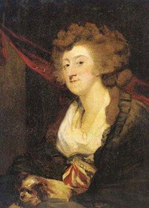 Sir Abraham Hume, 2nd Baronet - Lady Amelia Hume by Joshua Reynolds