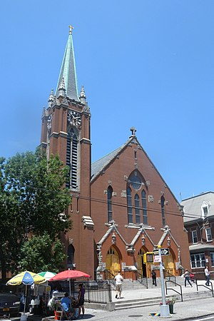 Corona, Queens - Our Lady of Sorrows, 37th Avenue