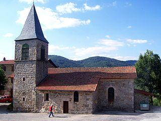 Lafarre, Ardèche Commune in Auvergne-Rhône-Alpes, France
